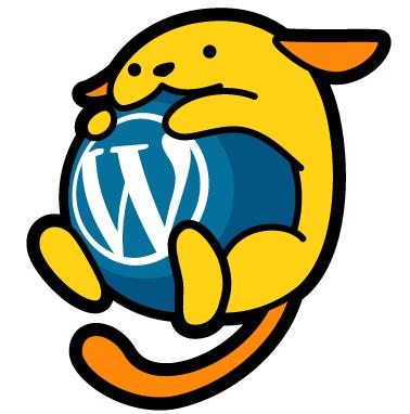 WordPress 日本公式キャラクター